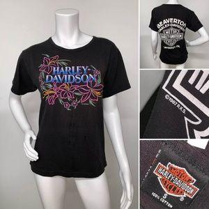 VTG 1987 Harley Davidson Beaverton Oregon Shirt S